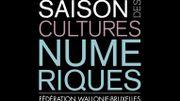""""""" Saison des Cultures Numériques 2017 """" en Fédération Wallonie-Bruxelles"""