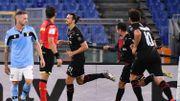 La Lazio s'effondre face à l'AC Milan et un très bon Saelemaekers