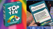 """""""Top Ten"""" un jeu de société pour vos apéros entre amis"""