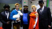 Les aventures de Tintin dans Le Grand Cactus !
