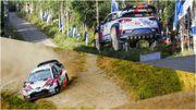 Latvala mène un rallye de Finlande spectaculairement indécis, Neuville 8e