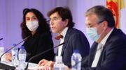 Coronavirus en Belgique: couvre-feu de 22h à 6h du matin en Wallonie, cours suspendus dans le supérieur
