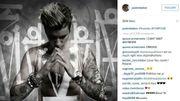 Justin Bieber se confie dans un nouveau morceau