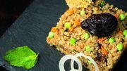 Recette : Taboulé de quinoa aux pruneaux