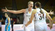 Euro 2021 de basket féminin : Les Belgian Cats écrasent la Slovénie