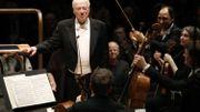 Les adieux à la scène du chef d'orchestre Bernard Haitink