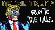 "[Zapping 21] Donald Trump chante ""Run To The Hills"" d'Iron Maiden"