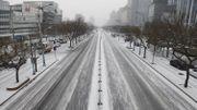 Coronavirus: la paralysie chinoise fait chuter le CO2