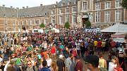 Esperanzah : le Tomorrowland de la musique du monde fait un carton à Floreffe