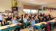 Notre classe niouzz d'Ixelles