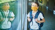 Coronavirus en Belgique : le masque à l'école pour les plus petits, n'est-ce vraiment pas jouable?