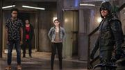 Arrow (V) (2016/19) - Liaisons dangereuses