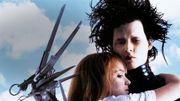 Edward aux mains d'argent ou le début de la gloire pour Johnny Depp