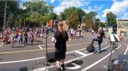 Un concert de Death Metal… dans une école primaire
