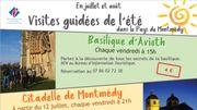 Visites guidées estivales dans le Pays de Montmédy