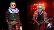 Van Halen: les tensions entre David Lee Roth et Sammy Hagar ne s'apaisent pas