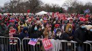 Insurrection à Washington : qui sont les manifestants qui ont forcé les portes du capitole américain ?