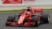"""Deux records pour Vettel le """"glouton"""", plus de 150 tours de piste pour Vandoorne"""