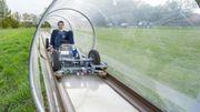 """Nancy : """"Urbanloop"""", le projet écologique de transport public d'élèves ingénieurs"""