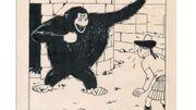 Des dessins d'Hergé, Franquin, Uderzo et d'autres maîtres de la BD aux enchères