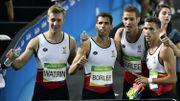 Les frères Borlée et Watrin s'affronteront sur 400m au Memorial Van Damme