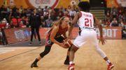 WNBA: exploit de Julie Allemand et Indiana, qui surprennent le leader