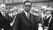 Mobutu en visite privée en Belgique en 1968