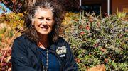 """Dr. Laurie Marker a fondé le """"Cheetah Conservation Fund"""" pour protéger les guépards."""