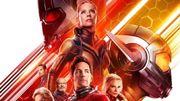 """Paul Rudd fait équipe avec Evangeline Lilly dans la bande-annonce de """"Ant-Man et La Guêpe"""" :"""