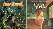 "On voyage en BD avec ""Amazonie"" et ""Stella"""