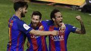 Le Barça sauve sa saison et remporte la Coupe d'Espagne