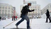 Espagne: course contre la montre pour déneiger avant une vague de froid inédite