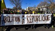 Gilets jaunes en France: mobilisation nationale à Bourges et Paris