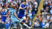 Man City, avec Kompany et De Bruyne, engrange difficilement face à Leicester