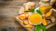L'aliment insolite de Candice: le rhizome de curcuma