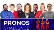 Euro de football: vos animateurs se défient dans le Pronos Challenge, inscrivez-vous et affrontez-les!