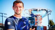 """Joachim Gérard après son sacre à l'Open d'Australie: """"J'irai pour la médaille d'or aux Jeux"""""""