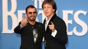 Ringo Starr et Paul McCartney