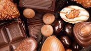 Château d'Hélécine : du chocolat à volonté...
