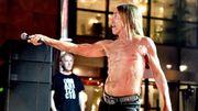 Iggy Pop pose nu pour une expo
