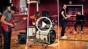 """[Zapping 21] Il reprend """"Echoes"""" de Pink Floyd en jouant TOUS les instruments"""