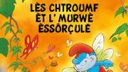 Les Schtroumpfs en wallon Namurois