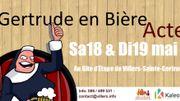 « Gertrude en Bière » à Villers-Sainte-Gertrude
