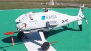 """Un drone pour """"renifler"""" les navires pollueurs"""