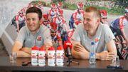 Tiesj Benoot et Tim Wellens leaders de Lotto Soudal sur la Clasica San Sebastian