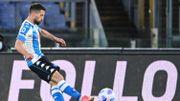 Naples : nouvelles rassurantes pour Dries Mertens qui a déjà repris l'entraînement