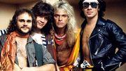 Van Halen avec le line-up originel