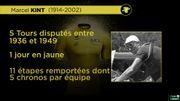 Ces Belges qui ont porté le maillot jaune: Marcel Kint