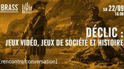 Déclic : Jeux vidéo, jeux de société et Histoire