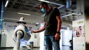Assistants médicaux, musiciens : à chaque pays ses robots à l'heure du Covid-19